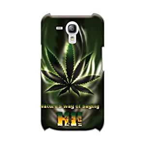 Excellent Hard Cell-phone Case For Samsung Galaxy S3 Mini With Customized Colorful Mary Jane Series LauraAdamicska