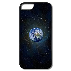 IPhone 5/5S Cover, Earth White/black Protector For IPhone 5S
