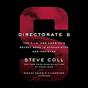 Directorate S Audiobook