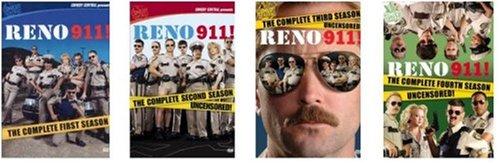 Reno 911! - Complete Seasons 1 - 4