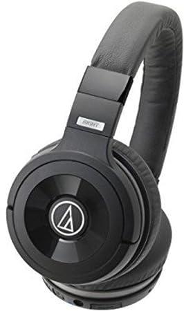 Audio-Technica ath-ws99bt Solid Bass Bluetooth inalámbrico auriculares de diadema con micrófono incorporado y control: Amazon.es: Electrónica