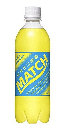 MATCH (match) 500mlX24 present (Stock goods) 4959127400322 * 24 by Match
