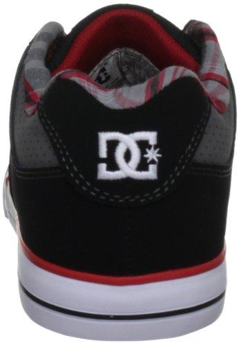 Zapatillas Niño Cuero blk Shoes Dc Kids Negro redpld De Schwarz Pure Shoe IIwOq01