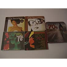 Music Cds '70s Favorites Hits Songs 1970s Radio Gold Collector's Edition Original Artist