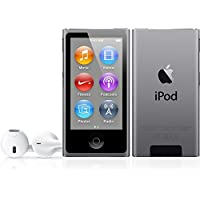 Apple iPod Nano, 16GB, Space Gray (7th Generation)