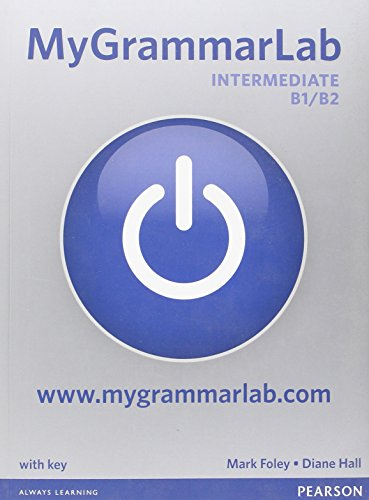 MyGrammarLab INTERMEDIATE B1/B2 (Book + Audio CDs)