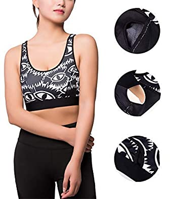 High Impact Sports Bra,Womens Spot Comfort Full-Support Sport Bra for Women #SYWX8003#SYWX8008