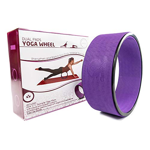 Stretching Yoga Wheel by Clever Yoga