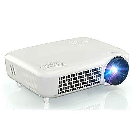 Link Co 3200Lúmenes Proyector Full HD 1080p Soporte de Pantalla de ...
