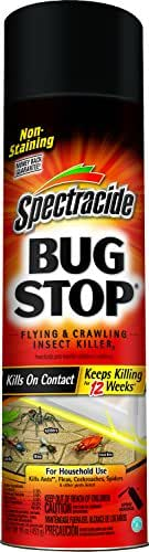 Spectracide Bug Stop Flying & Crawling Insect Killer Aerosol
