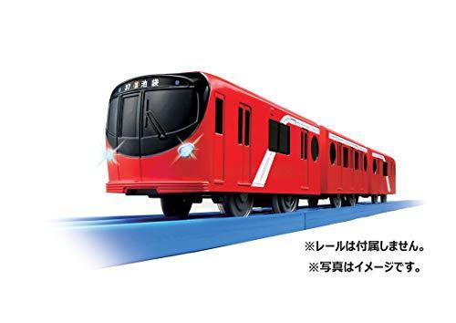 [해외]플라스틱 레일 S-58 라이트 첨부 도쿄 메트로 마루노우치 선 2000 계 / Plarail S-58 Tokyo Metro Marunouchi Line 2000 with lights