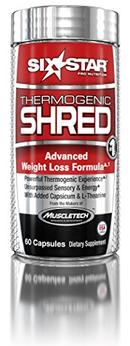 Six Star Shred, 60 Count
