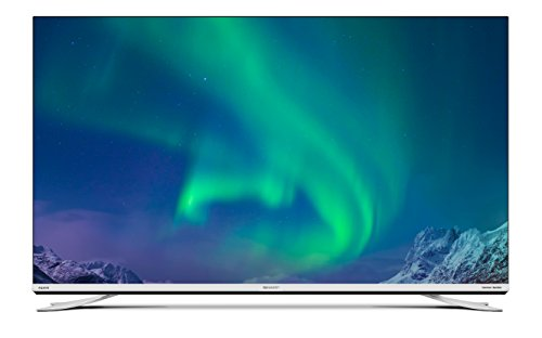 SHARP LC-65XUF8772ES 164 cm (65 Zoll) Fernseher (4K, Smart TV, Active Motion 800, DVB-T/T2/C/S2, H.265 HEVC, Bluetooth)