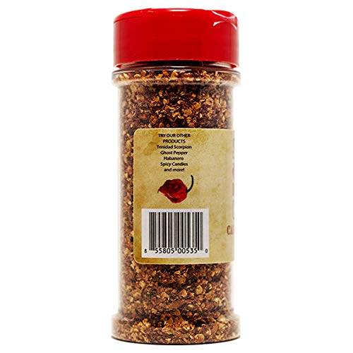 Carolina Reaper Flakes (1 Oz) by Sonoran Spice (Image #1)