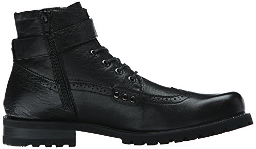 Joes Jeans Mens Slops Combat Boot Nero