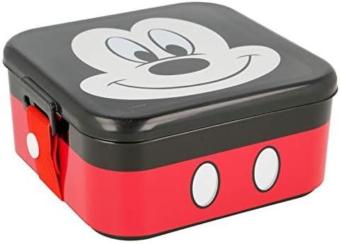 Stor SANDWICHERA - Fiambrera BENTO - Character Mickey Mouse