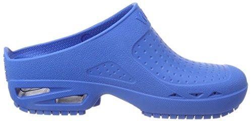 Blau Erwachsene Blue Unisex WOCK Medium Bloc Clogs qI4pBF5w6