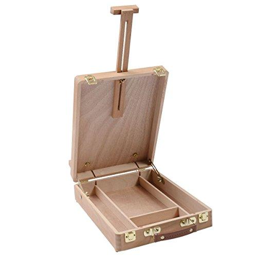 Art Drawing Painting Durable Adjust Wood Table Sketch Box De