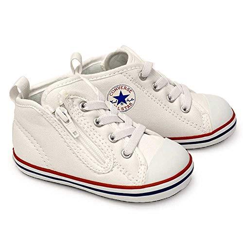 圧力ワイヤーテレビ局[コンバース] ベビーオールスター N Z ベビースニーカー キッズ 子供 靴 ファスナー 贈り物 BABY ALL STAR N Z カップインソール 定番