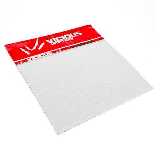 (Vicious Rayne Longboards Griptape Coarse Grit Longboard/Skateboard Grip (4 Pack), Clear, 40