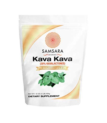 Samsara Herbs Kava Kava Root Extract Powder - 30% Kavalactones Extract (16oz/454g) by Samsara Herbs (Image #9)