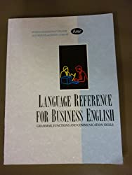 Language Reference for Business English (Business management English series)