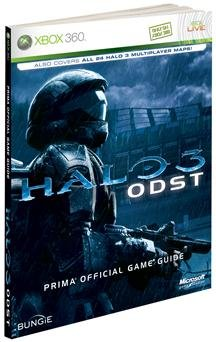 HALO 3 ODST (STRATEGY GUIDE)
