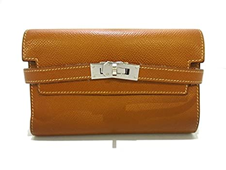 8b8cbc799129 Amazon.co.jp: (エルメス) HERMES 3つ折り財布 ケリーウォレット ...