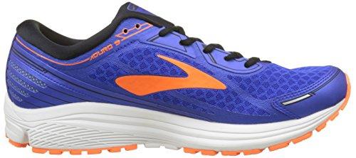 110255 Orange 1d494 Aduro Brooks Course De Pour bleu Noir Chaussures 5 Bleu Homme ZEHUqvEwx