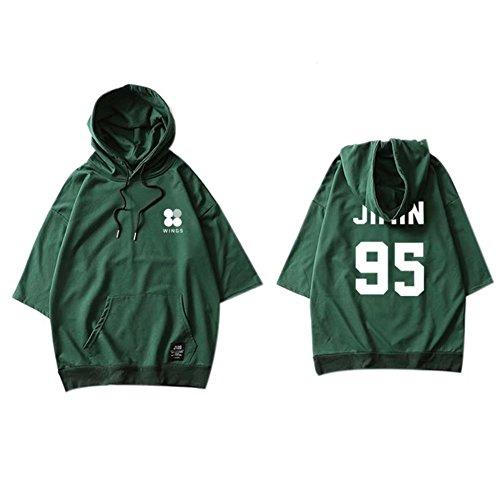 JHion KPOP BTS T-shirt