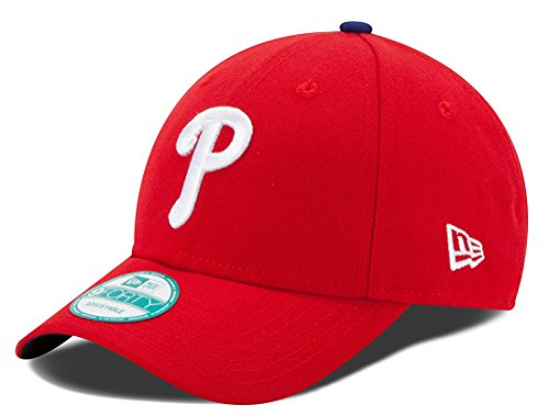 Philadelphia Phillies Red Game (MLB The League Philadelphia Phillies Game 9Forty Adjustable Cap)
