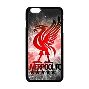 Cool Painting Liverpool FC Cell Phone Case for Iphone 6 Plus