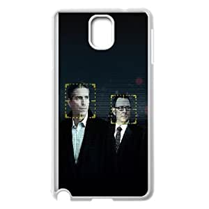 Person Of Interest Samsung Galaxy Note 3 Cell Phone Case White phone component RT_282084