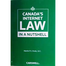 Canada's Internet Law in a Nutshell