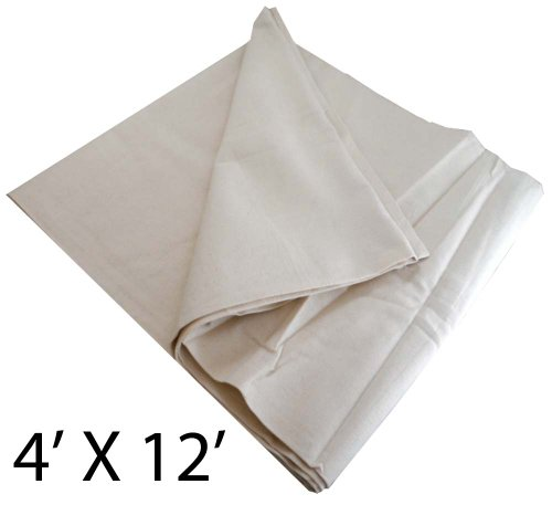 Durable Canvas Drop Cloth , Automotive, tool & industrial , Office maintenance, janitorial & lunchroom , Tools , Outdoor storage shed