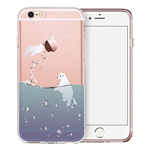 iPhone SwiftBox Cartoon Clear Flying product image