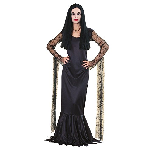 Morticia Adult Wig (Morticia Addams Family Adult Costume)