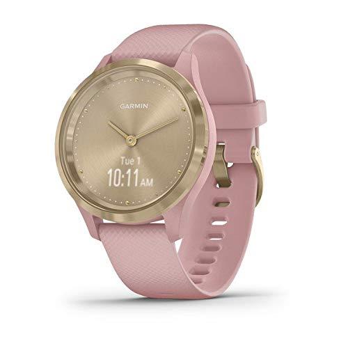 Garmin Vívomove 3S Sport - Reloj inteligente, color light gold y ...