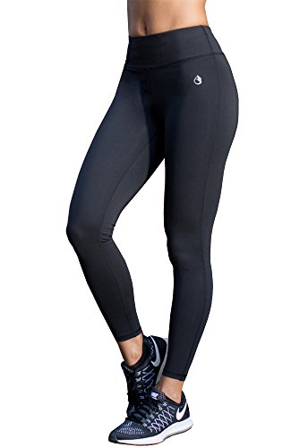 icyZone Womens Workout Ankle Legging Non See-through ...