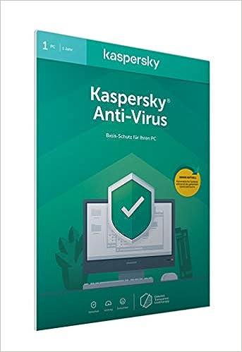Kaspersky Anti-Virus Code in a Box FFP . Für Windows 7/8/10: Amazon.es: Libros en idiomas extranjeros