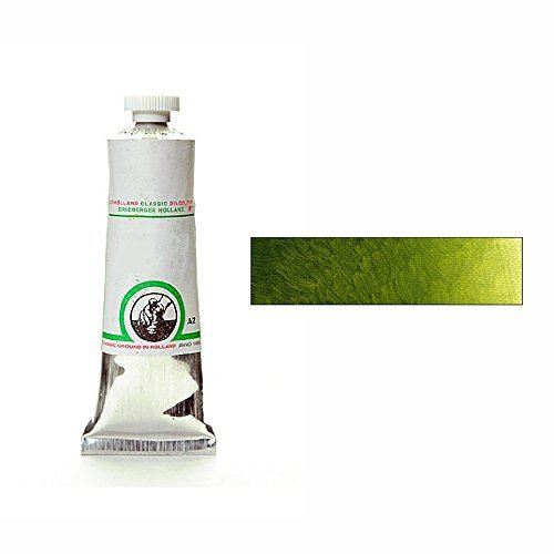 (Old Holland Classic Oil Colours Old Holland golden green deep 40 ml 298 by Old Holland )