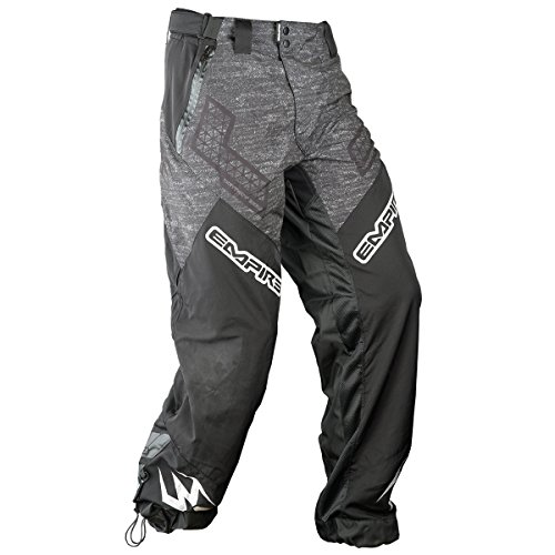 ro Paintball Pants (Black, Medium) (Empire Contact Paintball Pants)