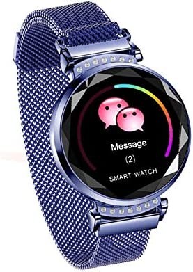 Amazon.com : H2 Bracelet Waterproof Smartwatch Heart Rate ...
