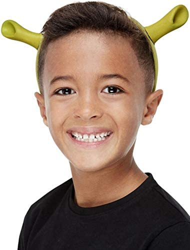 Shrek Costume Toddler Kids Halloween Fancy Dress