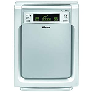 Fellowes Quiet Air Purifier with True HEPA Filter from FELL9