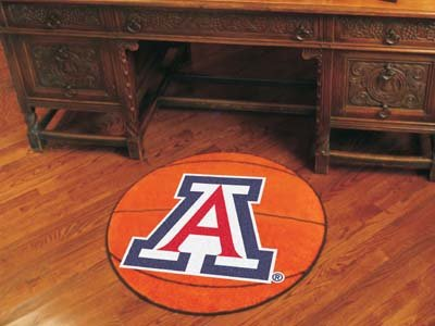 Wholesale University of Arizona Basketball Rug, [Collegiate, U of Arizona]