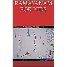 RAMAYANAM FOR KIDS (English Edition)