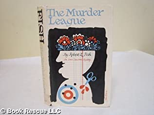 book cover of The Murder League