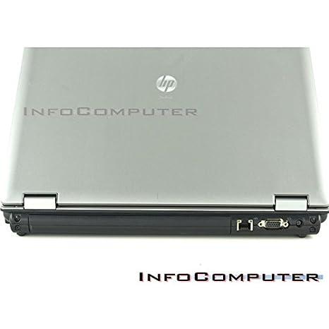 Portátil HP 6450p Intel Core i5-m520 2,4GHz 4GB 250HDD DVDRW, Webcam
