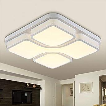 Etime Led Deckenlampe Led Deckenleuchte Design 24w Lampe Wohnzimmer